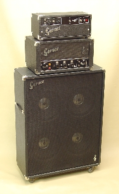 Early 70's Herzog (G12H), BTO Head (L260D) and BTO 4x12 Cab (BTO412)