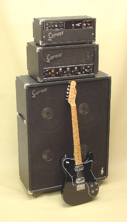 Late BTO & Herzog on 4x12 Cab with Garnet Tele