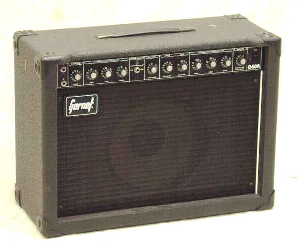80's G60R Solid State 1x12 Combo