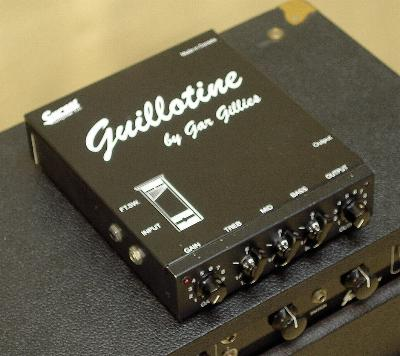 Guillotine - Guitar Effect
