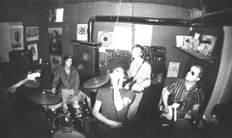 A Typical Winnipeg Basement Band